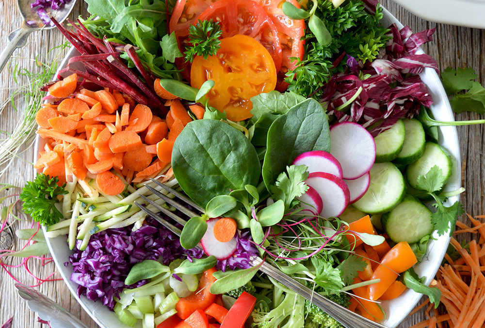 Why you probably need to eat more veggies